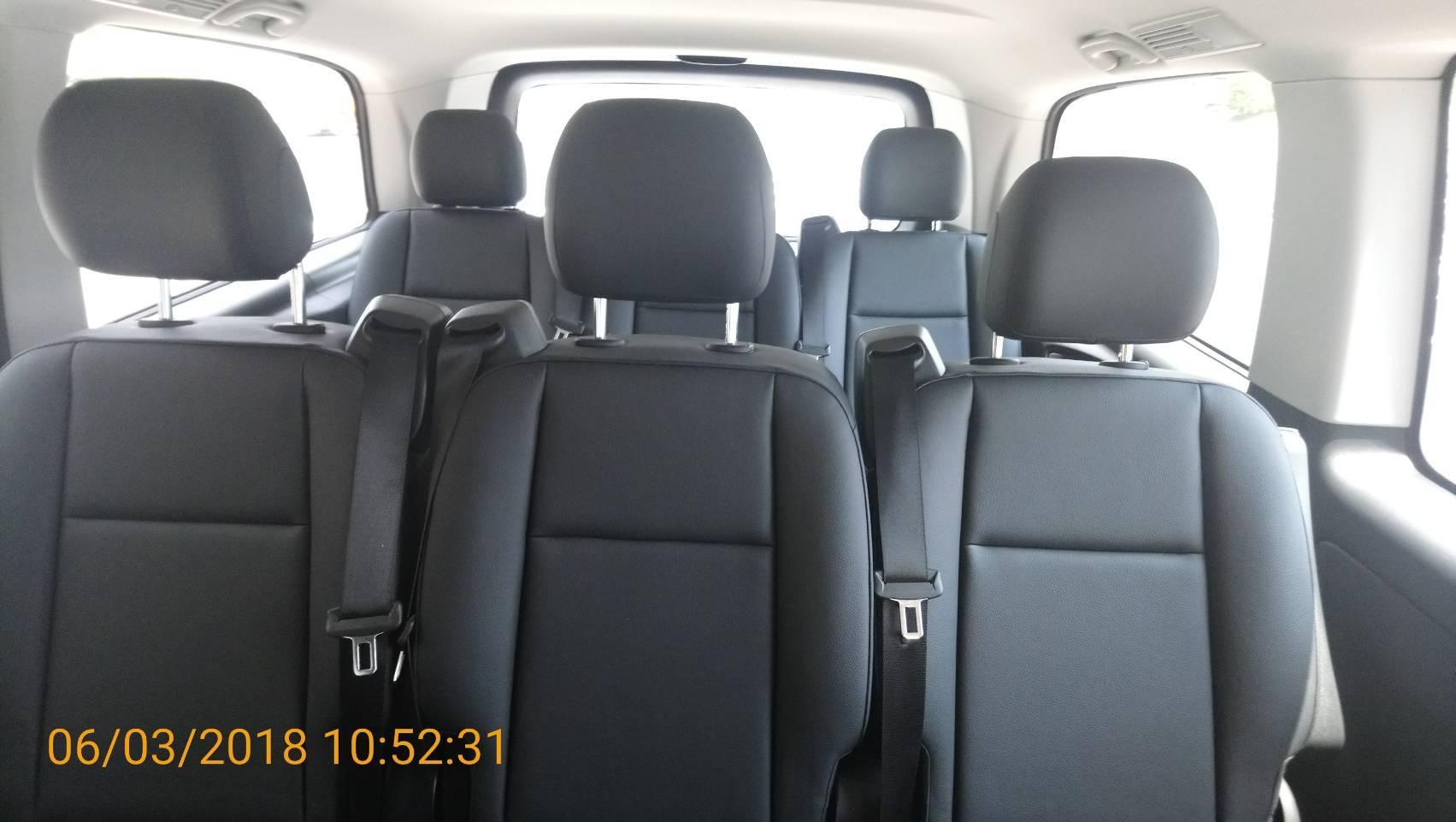 台中旅遊包車車款